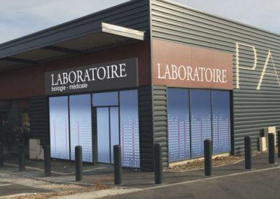 Laboratoire Azay le rideau